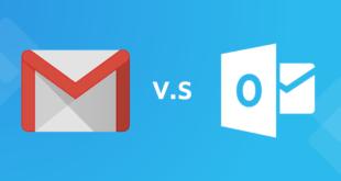 cách đồng bộ outlook với gmail